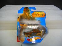 2014 Hotwheels Star Wars Chewbacca Die-Cast Car
