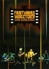 FANTOMAS: THE DIRECTOR'S CUT LIVE - A NEW YEAR'S REVOLUTION NEW REGION 1 DVD