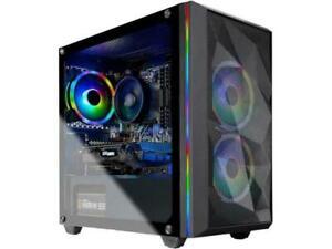 SkyTech Chronos (500GB, AMD Ryzen 3, 3.60GHz, 8GB) Desktop -...