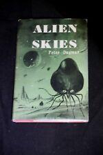 Alien Skies  Book (Peter Dagmar - 1962) RARE Hardcover 1st edition US Sci-Fi