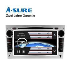 """7"""" DVD GPS Navi Autoradio RDS für Opel Zafira B Astra H Vivaro Vectra silber 3G+"""