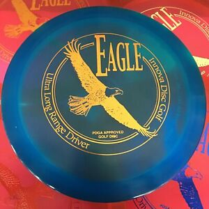 Innova Circle Stamp Jolly Launcher Champion Eagle 7/4/-1/3