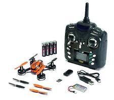 Carson 507106 X4 Quadcopter Spy Sport (orange) 2,4GHz 100 % RTF 500507106