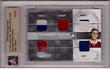 GUY LAFLEUR /09 ITG Ultimate Complete #/9 Jersey Pants Glove Number Emblem Patch