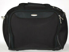 Samsonite Carry On Overnight Duffle Bag Travel Case Luggage Briefcase Black ✈️