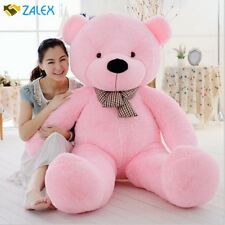 120 cm Giant Pink Teddy Bear Big Huge Kids Stuffed Animal Soft Plush Toy Gift