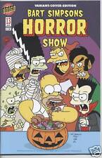 Bart Simpsons Horror Show #13 Variant-cover-Edition limitado 777 ex alemán.