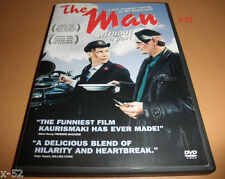 The MAN without a PAST dvd AKI Kaurismaki OSCAR NOM Kati Outinen Markku Peltola