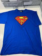 Superman T Shirt DC Comics Originals Size Large