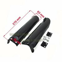 270mm Front Fork Guard Cover For Chinese 125 140 150 160 170 190cc Pit Dirt Bike