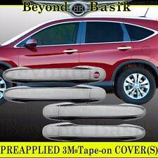 2012 2013 2014 2015 2016 Honda CRV TRIPLE Chrome Door Handle Covers Trim Overlay