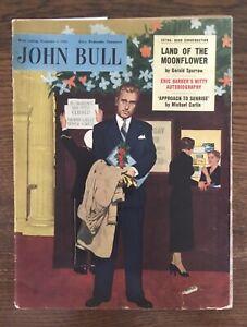 John Bull Magazine, November 3rd 1955