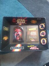 Hasbro Star Wars Episode I Darth Maul Rubiks Cube Puzzle New
