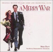 A Merry War (CD, Sep-1998, EMI Angel (USA)) Mike Batt NEW Sealed