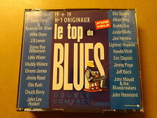 2 CD BOX / LE TOP DU BLUES