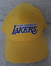 NBA Los Angeles Lakers Baseball Hat Cap by Nike Great Lakers Colors