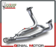 Mivv No Kat Link Pipe Downpipe Steel for BMW R 1250 GS 2018 > 2019