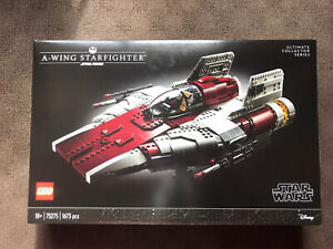 *IN STOCK* LEGO Star Wars A-wing Starfighter 75275 UCS Return of the Jedi Pilot