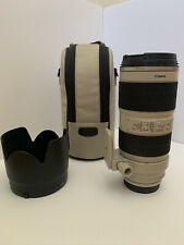 Canon EF 70-200mm f/2.8L IS II USM Super Telephoto Lens - Excellent Condition