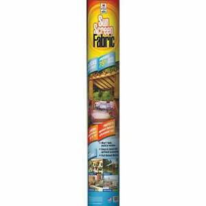 Sun Screen Easy Gardener 6-ft x 15-ft Shade Fabric, UV Protection, Cooling