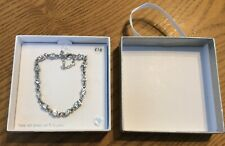 BNIB - Ladies Swarovski Crystal Bracelet / Bangle. Skin Kind. Presentation Box.