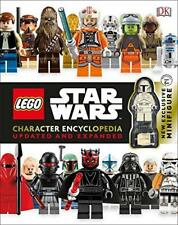 LEGO® Star Wars Character Encyclopedia Updated and Expanded by Dk | Hardcover Bo