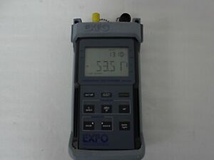 EXFO FOT-900 Fiberoptic Test System, Optical Power Meter, Source,FOA-22
