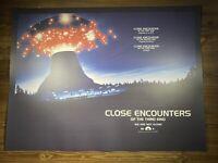 Close Encounters Of The 3rd Kind Quad Variant Art Print Poster Matt Ferguson PP