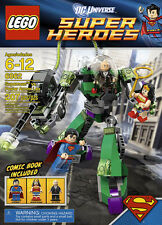 LEGO DC Superheroes - Rare - Superman Vs Lex Luther 6862 - New & Sealed