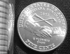 2004-D Denver Mint Jefferson Nickle BU