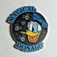 Disney Pin Badge Magical Donald HKDL