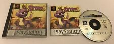 Spyro 2 II Gateway to Glimmer PS1 PlayStation Complete Platinum Release