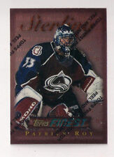 1996 FINEST AVALANCHE PATRICK ROY CARD #145