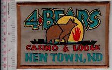 American Indian Casino North Dakota 4 Bears Casino & Lodge New Town, ND khaki