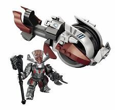 Megabloks > Halo: Brute Chieftain Charge w. Chopper Builder Set [96993]