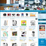 KITCHEN STORE - Turnkey Online Affiliate Business Website For Sale Free Domain!