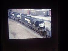 Original Slide RR Train Decatur ILLINOIS Yard depot B&O CSX SCL Gulf Mobile Ohio