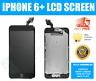 Negro para IPHONE 6 Plus Ensamblado OEM Original LCD Digitalizador Pantalla