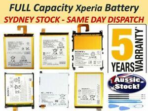 Battery FOR SONY Xperia Z5 / Premium / Z4 Z3 Z2 Z1 Z / Compact XA1 XA2 + Tools