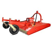 Tractor Slasher 6ft 1780 mm Heavy Duty mower with Dual Wheels, Slip Clutch, PTO