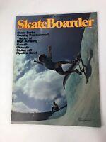 Vintage Skateboarder Magazine April 1976 Vol.2 No. 4 Hawaii Mike Weed Uluwatu