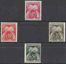 Timbres Andorre taxe 42/5 ** lot 8968
