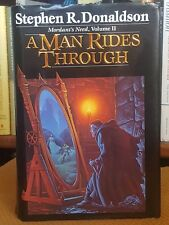 Mordant's Need: A Man Rides Through Bk. 2 by Stephen R. Donaldson (1987,...