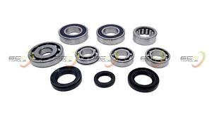 Gearbox Bearing and Seal Repair Kit for Honda Jazz 02 - 08 Models 1.2 1.3 1.4