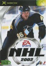 NHL 2002                 -----   pour X-BOX  // pn