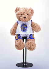 NBA Gift Teddy Bear w/Golden State Warriors #30 Stephen Curry Home Jersey & Pant