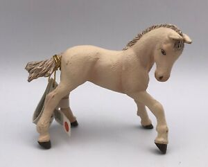 Papo CREMELLO FOAL Baby Horse Animal Figure 51116 w/Tags 2009