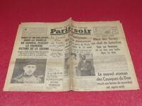 [PRESSE WW2 AVANT GUERRE] PARIS-SOIR #4323 5 AOUT 1935