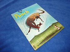Punch August Antiques & Collectables Magazines
