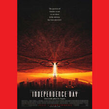 INDEPENDENCE DAY 1996 TRAILER DERANN SUPER 8 COLOUR SOUND FILM - WILL SMITH